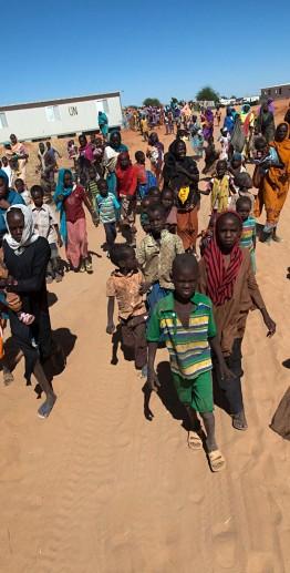 UNAMID provides health care to IDPs in Labado