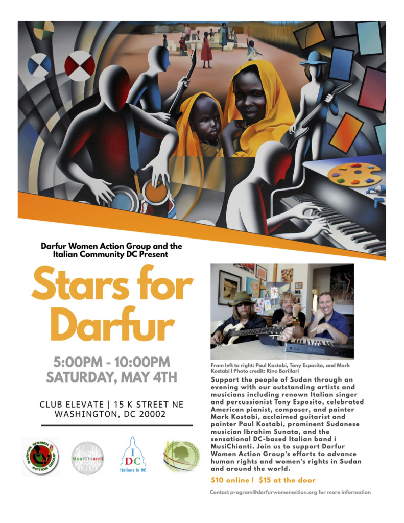 Stars for Darfur - May 4