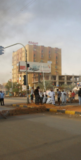 SUDAN-UNREST-PROTEST