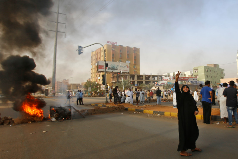 A Brutal Massacre is Unfolding in Sudan