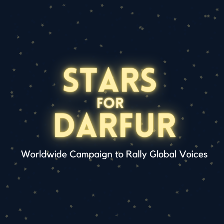 Stars for Darfur - Campaign